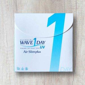 WAVEワンデー UV エアスリム plusの製品写真