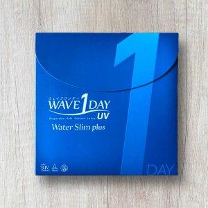WAVEワンデーUV ウォータースリム plusの製品写真