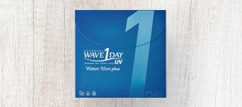 WAVEワンデーUV ウォータースリム plusの製品写真画像